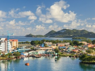 St John, US-Virgin Islands - kreuzfahrtende